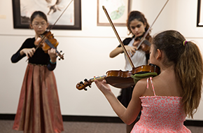 Violin Lessons | Suzuki Music Studio | Reston, VA | (703) 295-0659